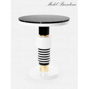Pedestal Table Model Barselona