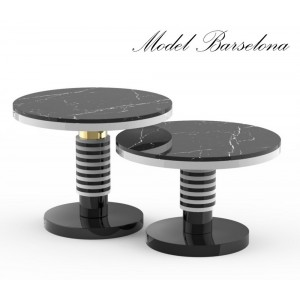 Ceramic coffee table Model Barselona