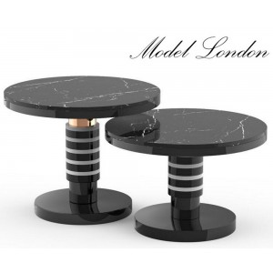Ceramic coffee table Model London