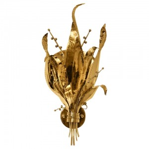 "Sconce ""Lily of the valley"""
