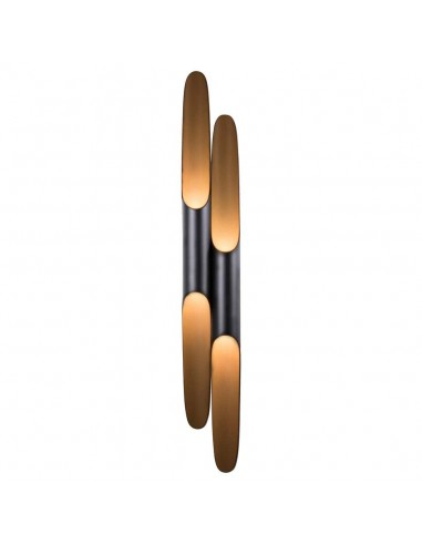 Sconce with Steel