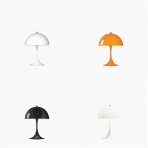 Lampe de Table Louis Poulsen, MINI par Verner Panton
