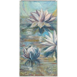 Water Lilies on the Water, 20th century