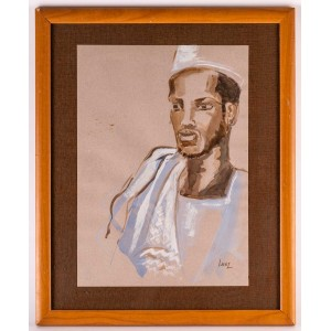 Portrait of an African, 20th Century