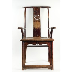 Chinese dignitaries armchair