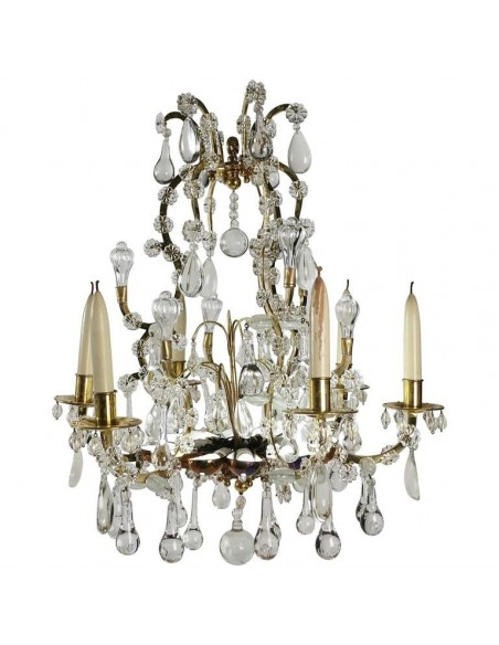 Chandelier in the style of Louis XV