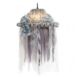 Chandelier Create by the Artist Micki Chomicki