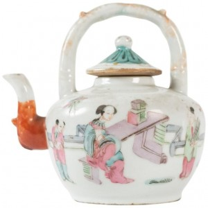 Tea, China, Antiques, Asian Art, XIXth Century