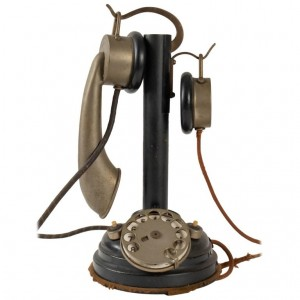 1930-1940 Telephone, Thomson-houston Telephone Company