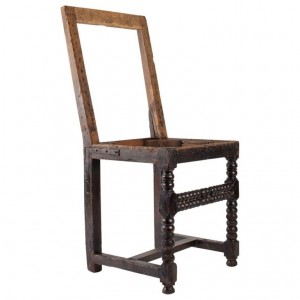 Neorenaissance Chair, XIXth Century