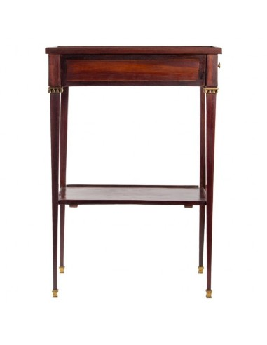 Small Rectangular Table, Louis XVI, Rosewood And Rosewood