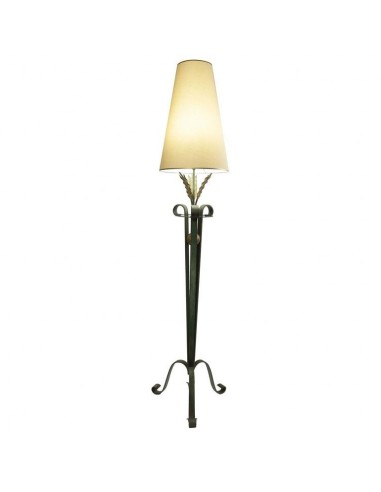 Wrought Iron Floor Lamps Magnificent Wrought Iron Floor Lamp Years 60 Galerie Martynoff