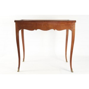 Writing Desk, Desk, Antique of 19th Century Game Table