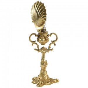 Bronze Gilt lamp for diffusion of light