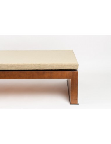 Low Bench Seat, Bedside, 20th Century