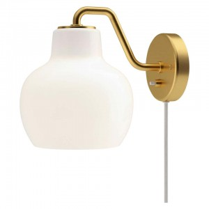 Louis Poulsen, Wall Lamp Crown 1 by Vilhelm Lauritzen