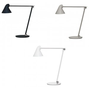 Louis Poulsen, Lampe de Table NJP par Oki Sato