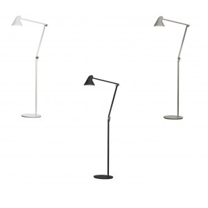 Louis Poulsen, NJP Floor Lamp by Oki Sato