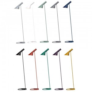 Louis Poulsen, AJ Color Floor Lamp by Arne Jacobsen